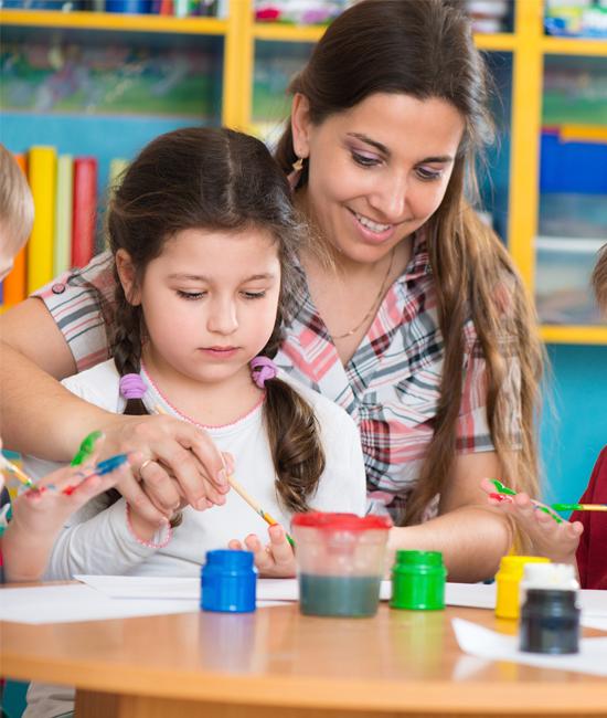 Curso Online de Auxiliar de Jardín de Infancia