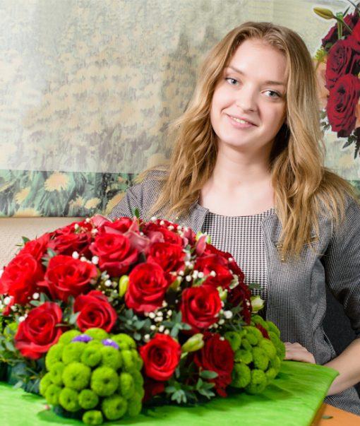 Decoracion con plantas y flores