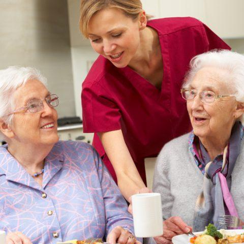 Curso online dietetica en geriatría