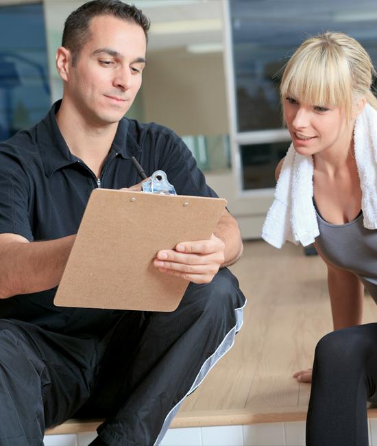 Curso online de personal trainer