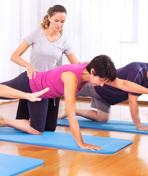 curso online de monitor de pilates