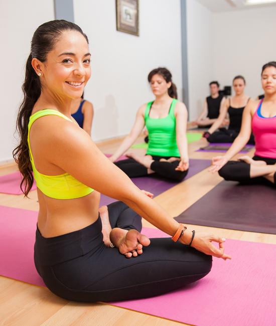 monitor yoga