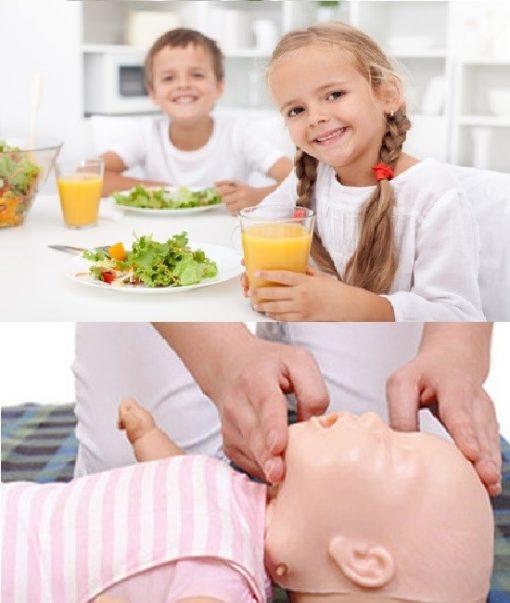 Curso Online Dietética + Primeros auxilios en la Infancia