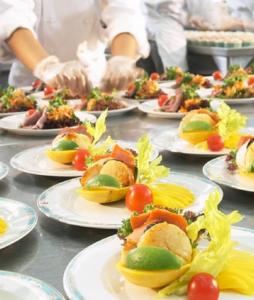 Curso Online de Organizador de Caterings + Manipulador de Alimentos