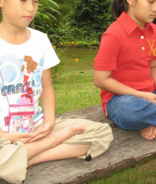 Curso Online de Mindfulness para Niños